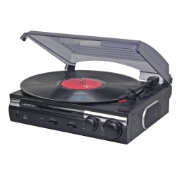 CL145 Belt Drive Turntable with Built-In Speaker