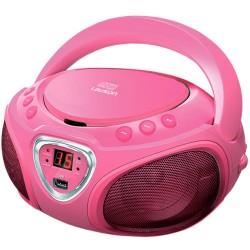 Combo CD/MP3 + Radio AM/FM con Luces LED