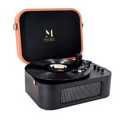 Tocadiscos Premium con Aguja Magnética