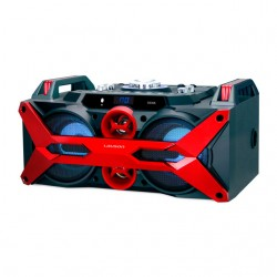SS308 - Portable Active Speaker with LED Lights / Lasers