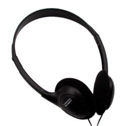 PH-92 TV - Auriculares de Aro para TV Negros