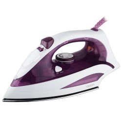 ASI116 - Steam iron with ceramic soleplate. 2200w