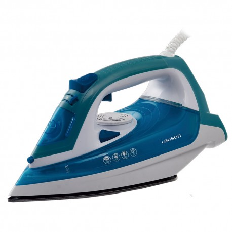 ASI117 - Steam iron with ceramic soleplate. 2600w